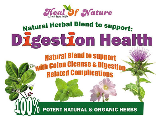 Digestion Health  - Herbal Blend Powder