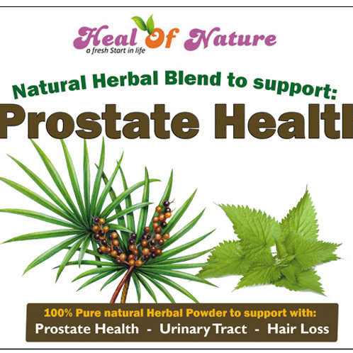 Prostate and Urine Tract Health -  Herbal Blend
