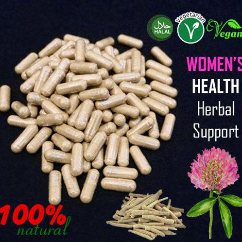 Women's Health, Hormonal Balance & Well-being Herbal Capsules