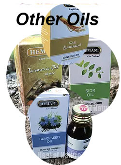 Infused Oils