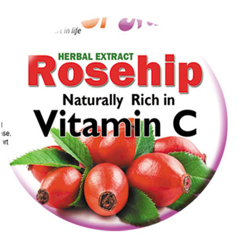 Rose Hip extract - Vitamin C Rich 2000mg
