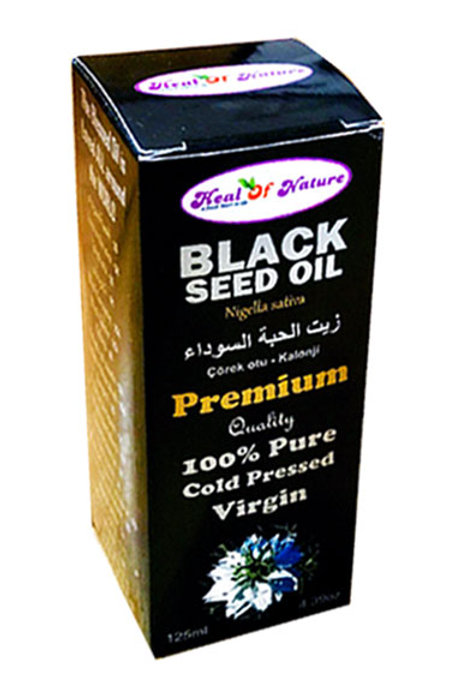 Premium Cold Pressed PURE Black Seed Oil (Nigella sativa) Select  your blessings
