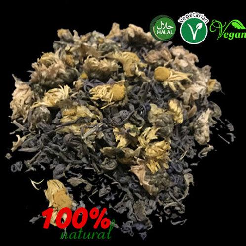 Green Tea AND chrysanthemum flower Herbal Tea