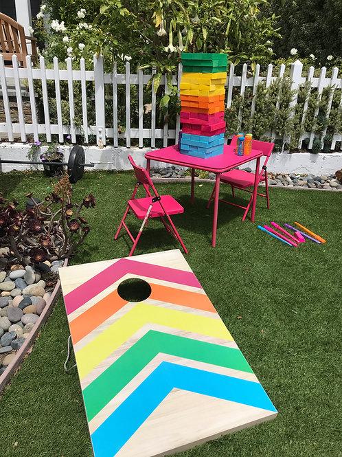 Big Pretty Party Yard Games