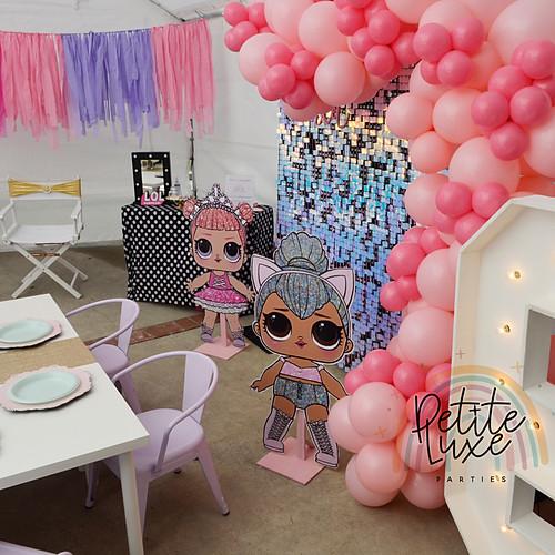 LOL Dolls Craft Party