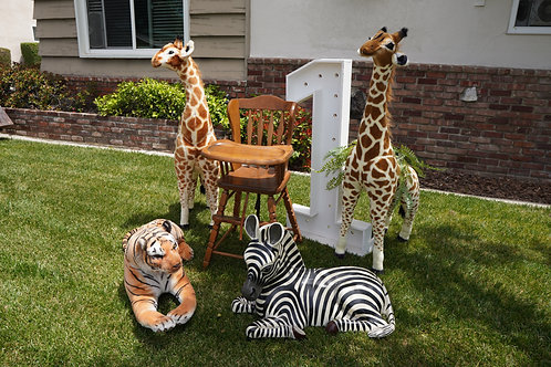 Safari Animal Pack