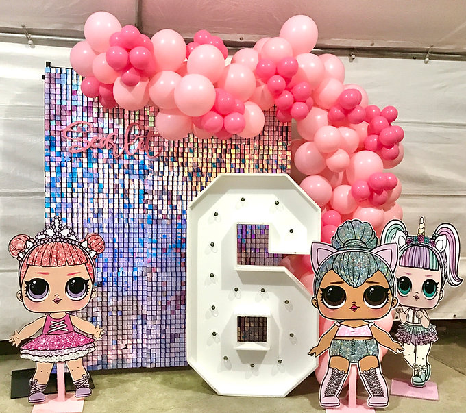 lol dolls kids party rentals party planner los angeles orange county