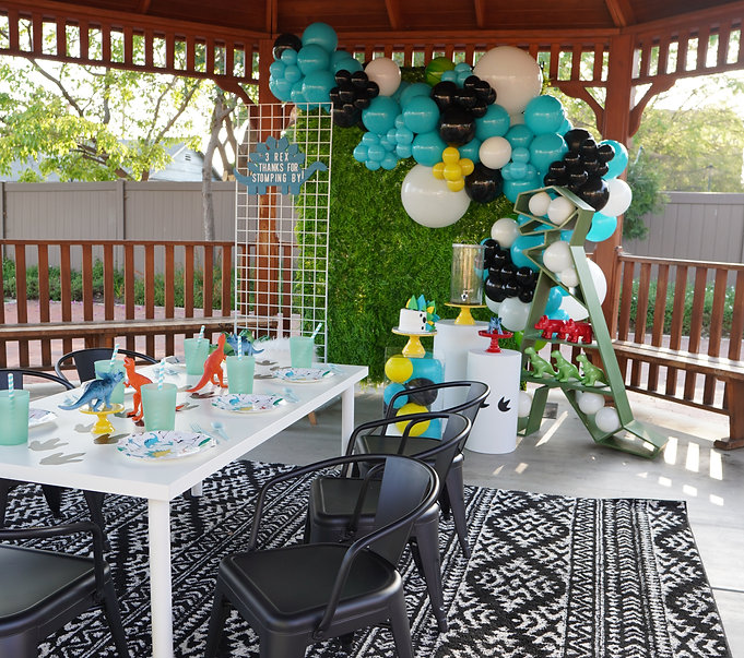 boys birthday party planner los angeles pasadena glendora