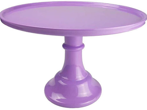 Lavender Cake Stand (11 in.)