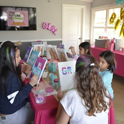 """Girl Pwr CRAFT """"Pop-Up"""" Paint"""