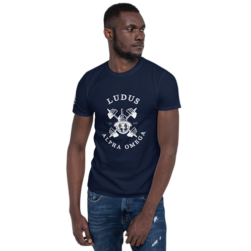 Mens Ludus Alpha Omega T-Shirt