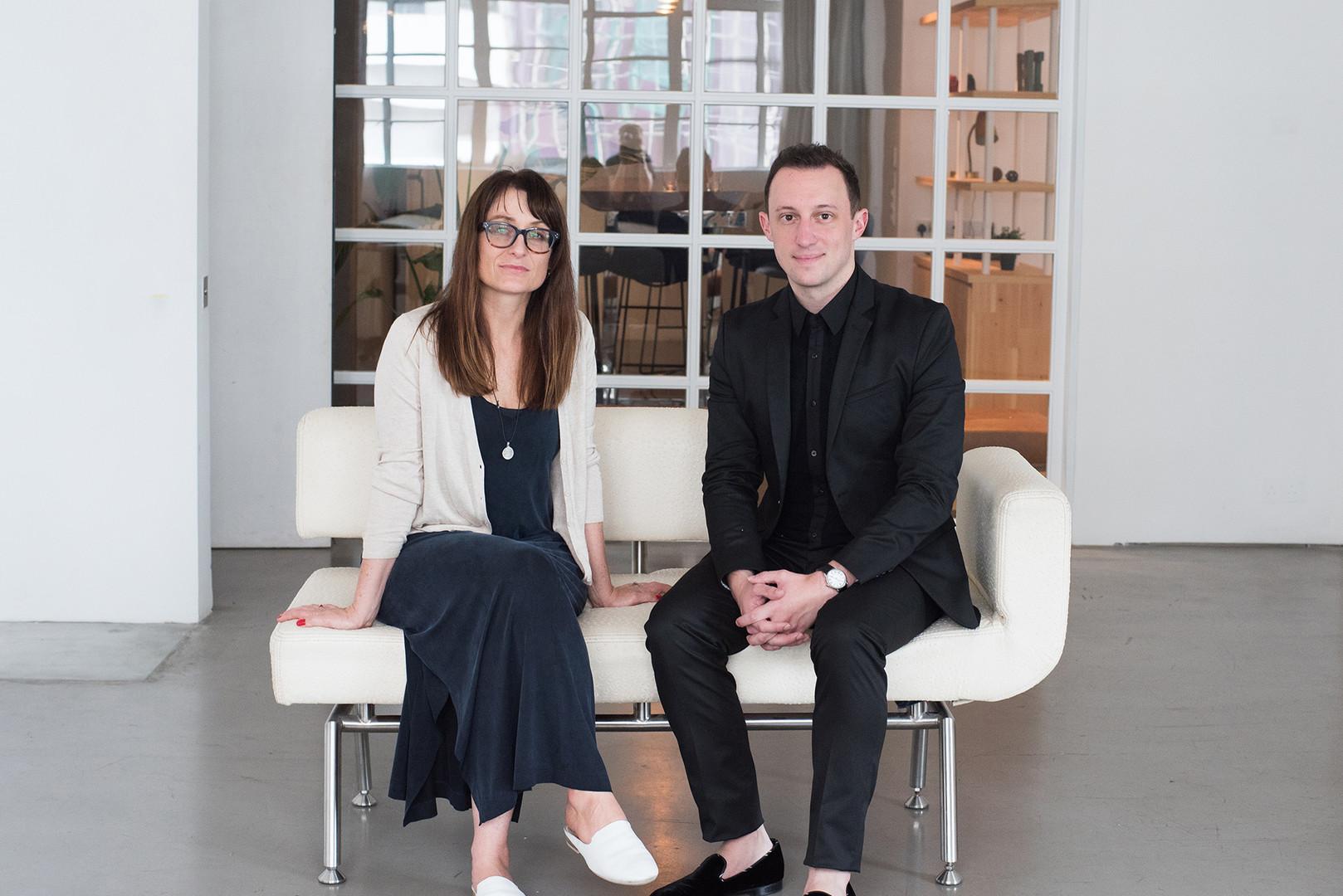 Co-Directors, Katie Vajda & Peter Augustus Owen, 2018