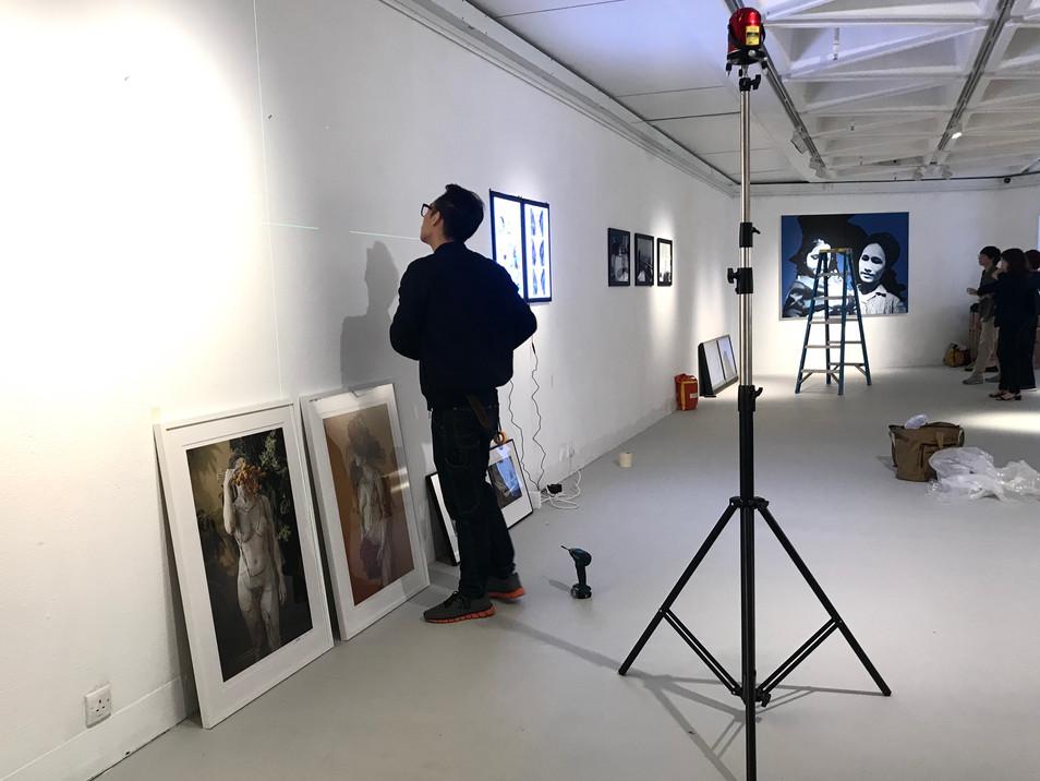 Installation HK Arts centre