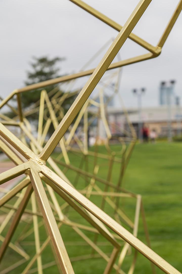 Documentation, Harbour Arts Sculpture Park
