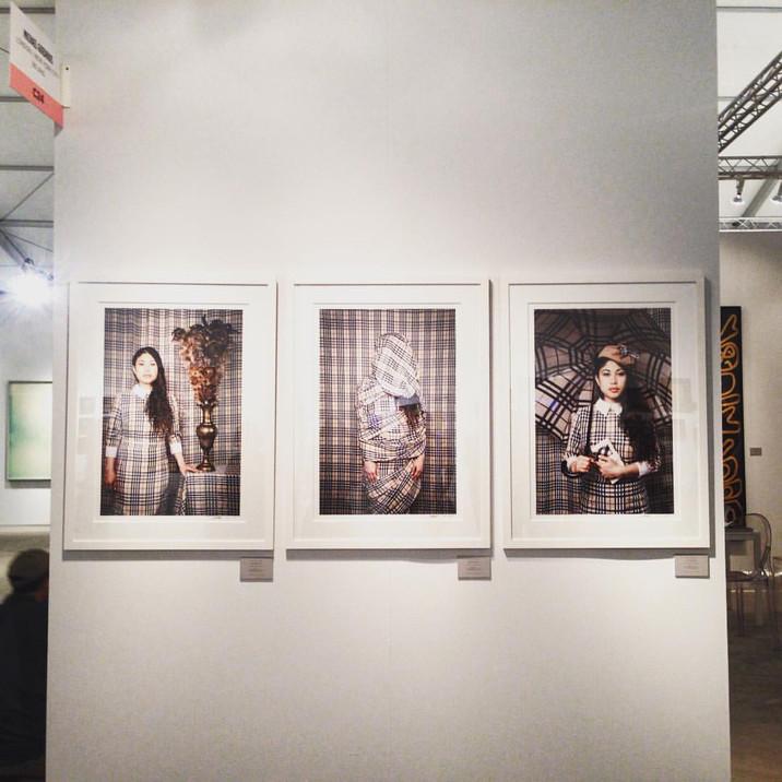 Art Miami Installation