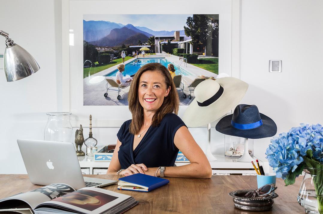 Jo Dixon, Founder Bella Blu