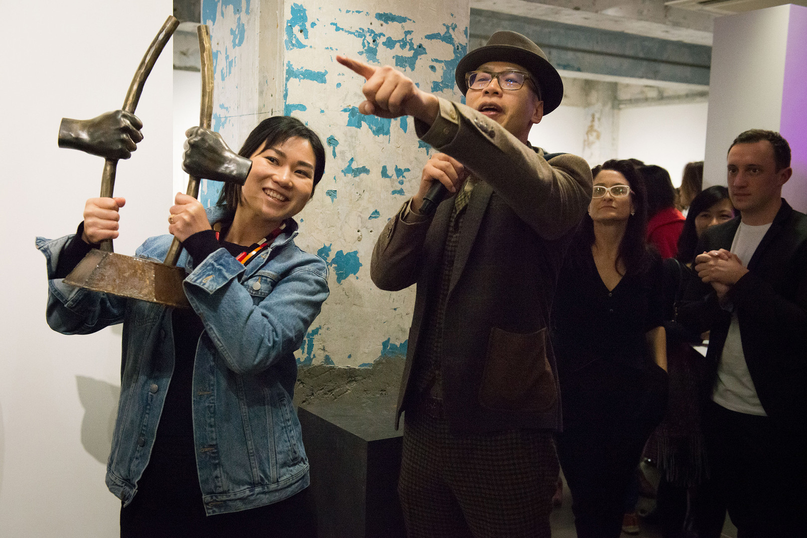 Winning artist 2017, Christy Chow