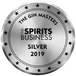 Silver Medal | Gin Masters | 2019