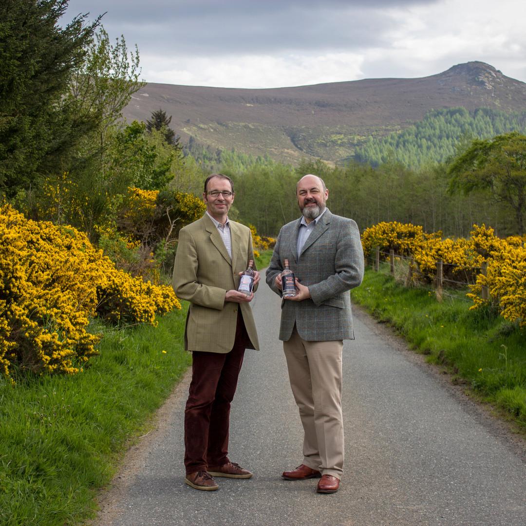 Callum & Peter Sim, Founders of Hrafn Gin 005