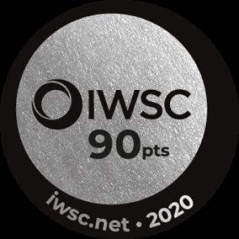 Silver Medal   IWSC   2020