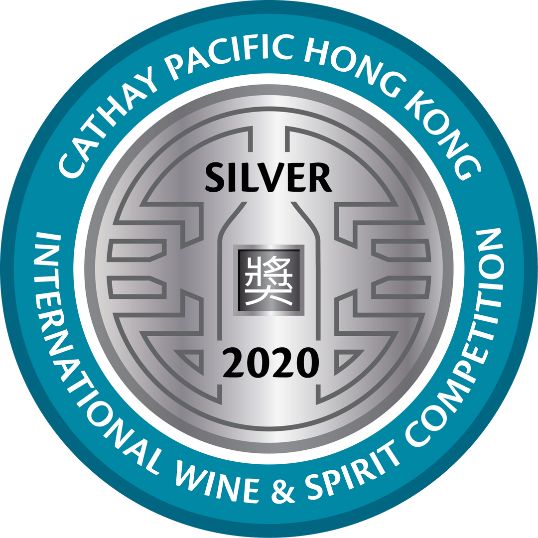 Silver Medal   HKIWSC   2020