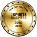 Gold Medal | Gin Masters | 2018