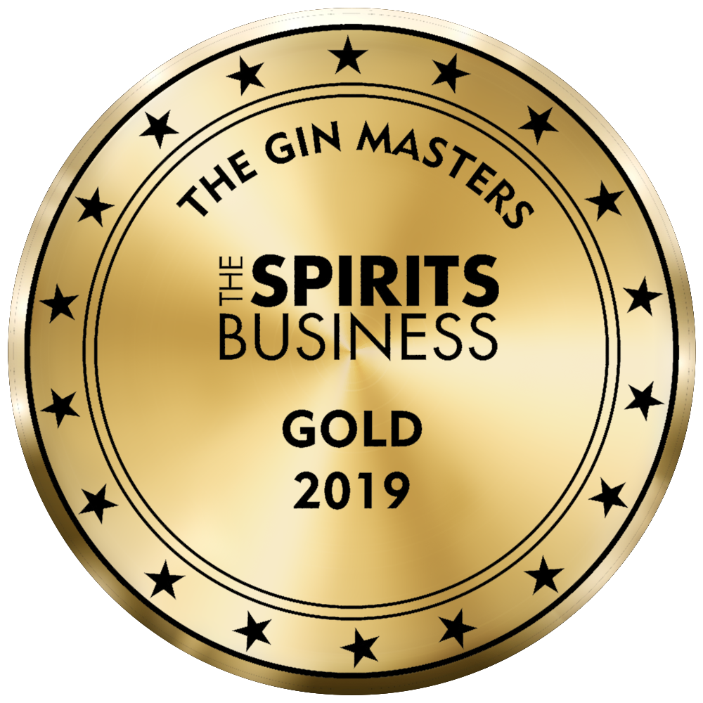 Gold Medal | Gin Masters | 2019
