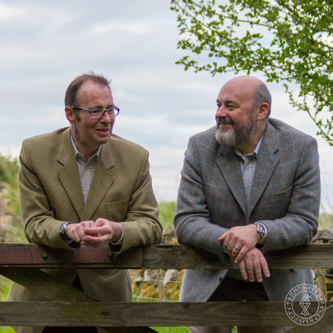 Callum & Peter Sim, Founders of Hrafn Gin 003