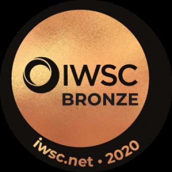 Bronze Medal   IWSC   2020