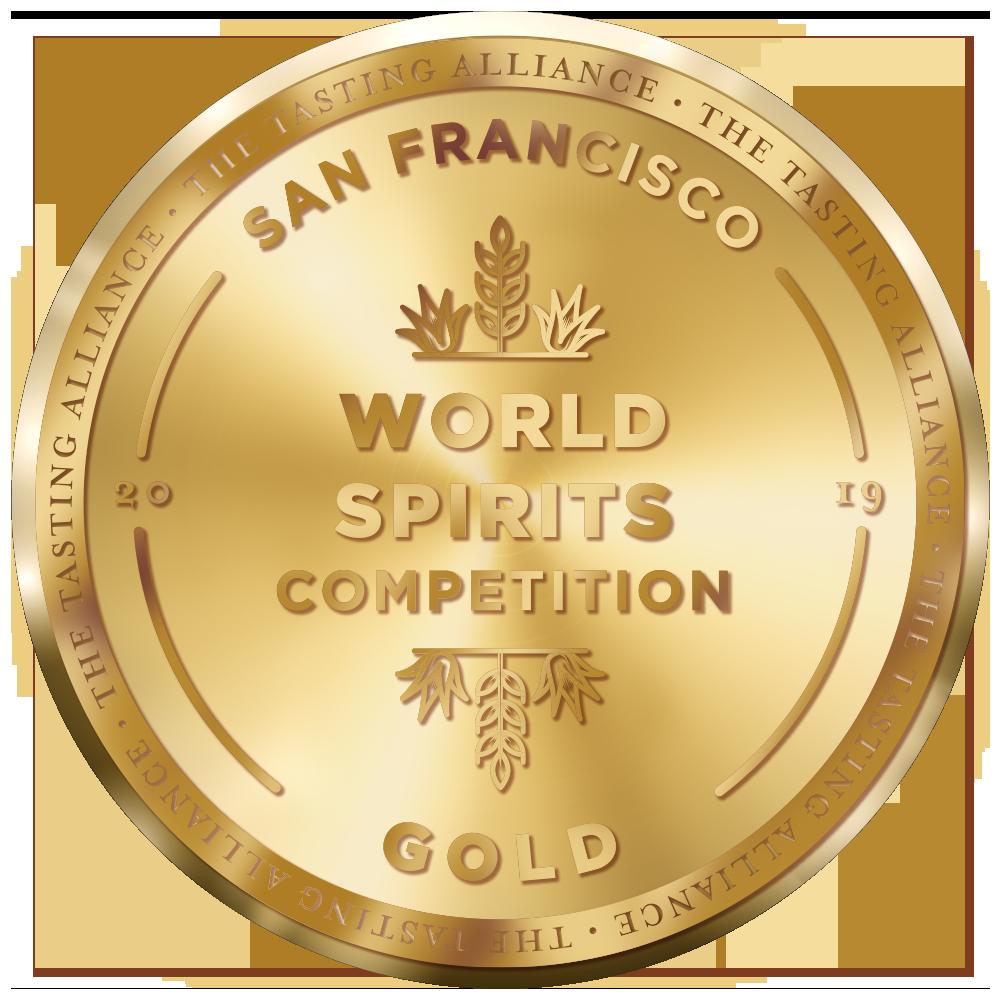 Gold Medal   SFWSC   2019