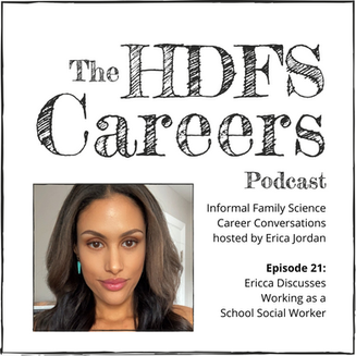 Ericca Discusses Working as a School Social Worker