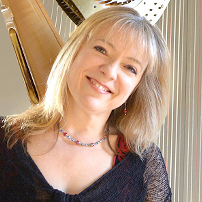 Ruth Holden, Harpist - Chapel Arts @ The Corn Exchange