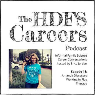 Amanda Discusses Working in Play Therapy