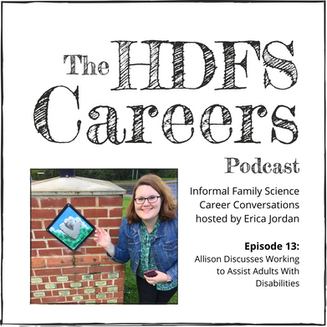 Allison Discusses Working to Assist Adults With Disabilities