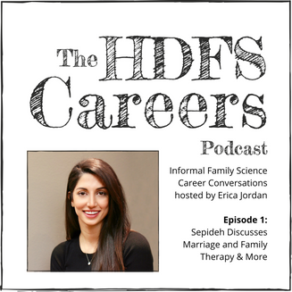Sepideh Discusses Marriage and Family Therapy & More