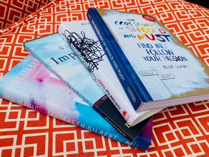 Summer of Social Distancing Reading Recommendations for Career Inspiration