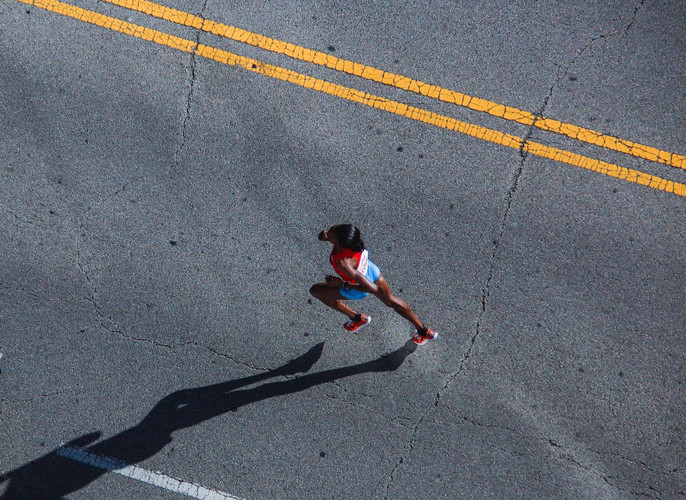 Do This Now to Pursue Grad School Later:  It's a Marathon, Not a Sprint