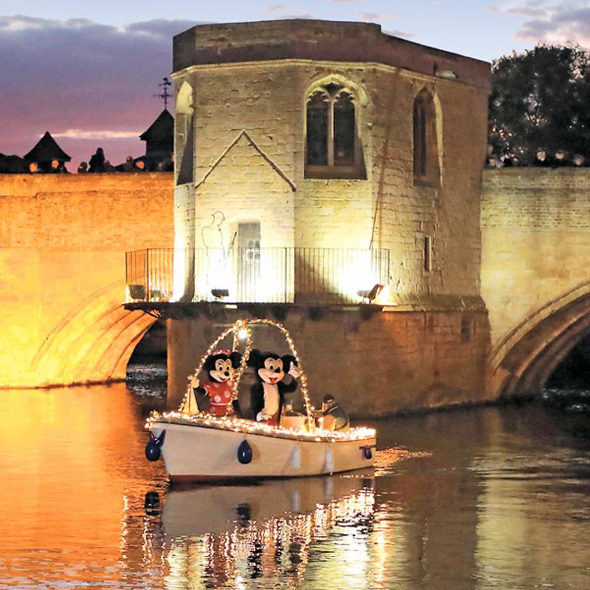 Illuminated Boat Parade