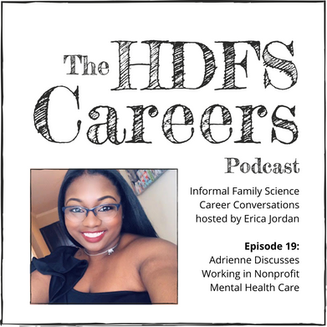 Adrienne Discusses Working in Nonprofit Health Care