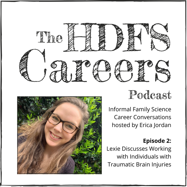 Lexie Discusses Working with Individuals with Traumatic Brain Injuries
