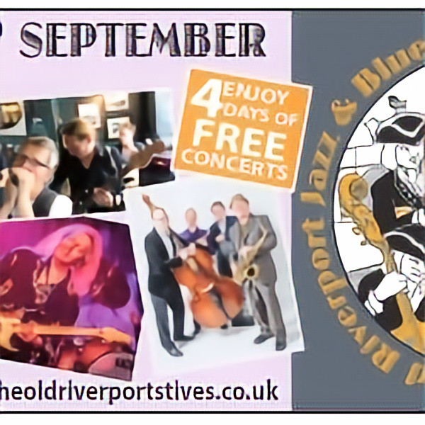 St Ives Jazz and Blues festival