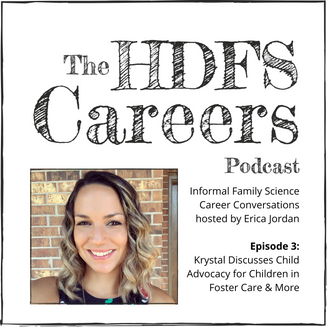 Krystal Discusses Child Advocacy for Children in Foster Care & More