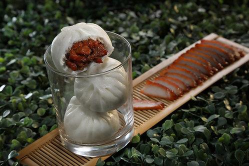 御品叉烧包 Mini Cha Siu Steamed Bun(10pcs)
