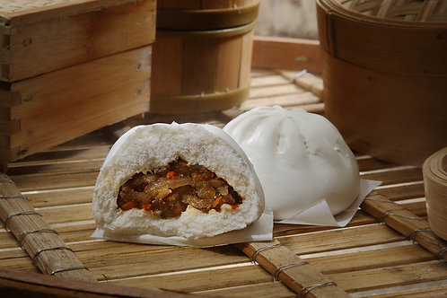 菜包 Vegetables Steamed Bun