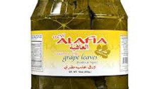 Al Afia Grape Leaves 16 oz Jar