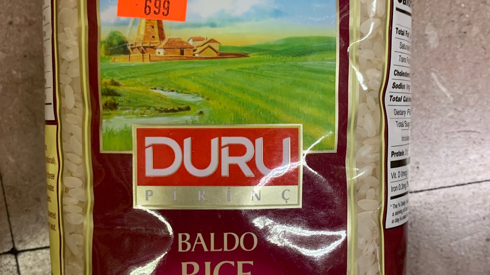 Duru Baldo Rice 35.2oz