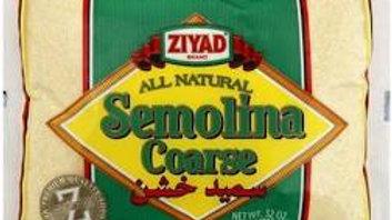 Ziyad Semolina Course 32 oz