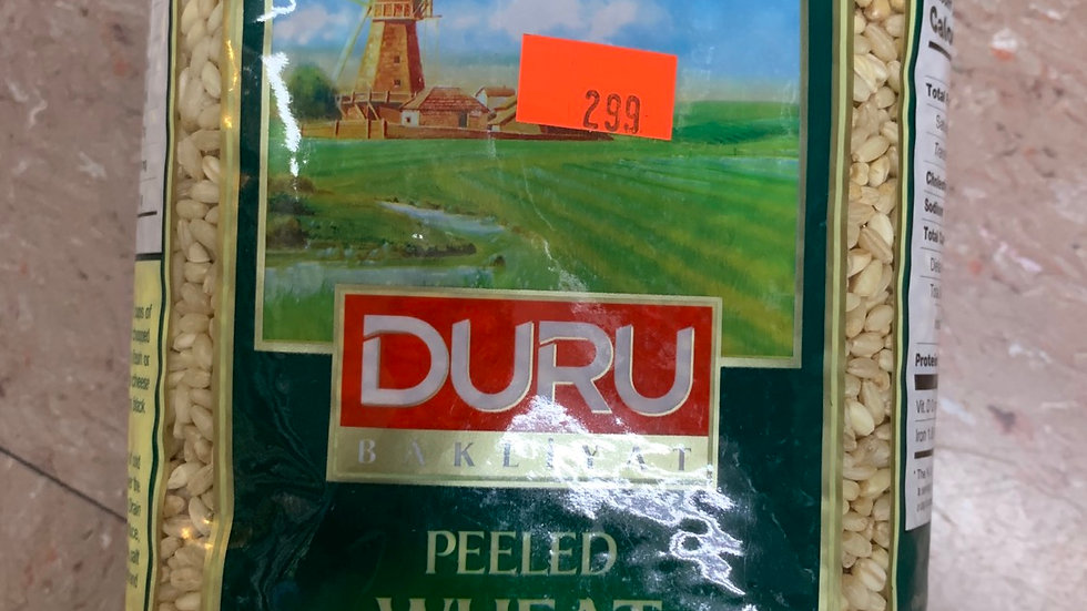 Duru Peeled Wheat 35.2 oz