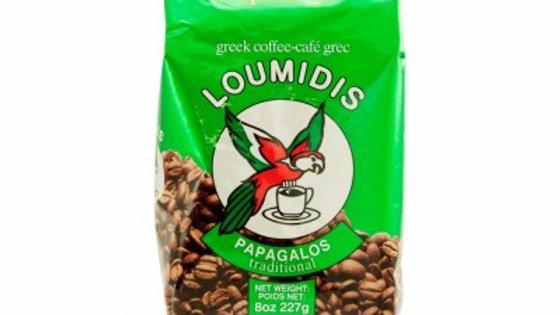 Papagalos Greek Coffee 8oz
