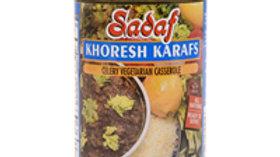 Sadaf Khoresh Karafs 12oz